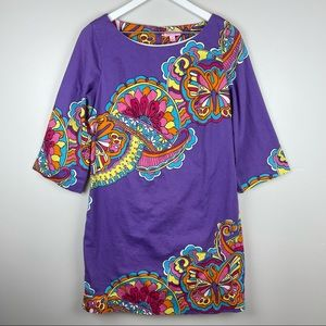 Lilly Pulitzer Shauna Butterfly Dress Size 8
